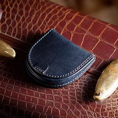 ブライドル・馬蹄小銭入れ